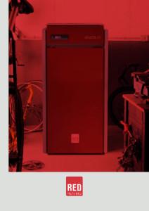 Catalogue  Chaudières à granulés Red